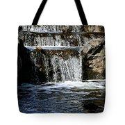 Normandale Falls Tote Bag
