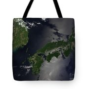 North And South Korea, And The Japanese Tote Bag