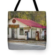 North Carolina Country Store And Gas Station Tote Bag