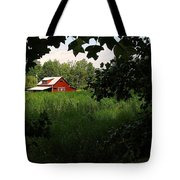 North Carolina Farm Tote Bag