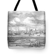 North Carolina: Wilmington Tote Bag