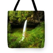 North Falls Canyon Tote Bag