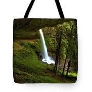 North Falls Cavern Tote Bag