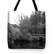 North Fork River Tote Bag
