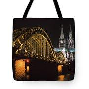 North Rhine, Westphalia, Dom And Tote Bag
