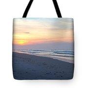 North Topsail Beach Serenity  Tote Bag