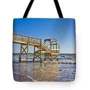 North Topsail Island Tote Bag