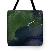 Northeast United States And Canada Tote Bag