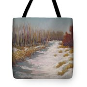 Northern Alberta Vista Tote Bag