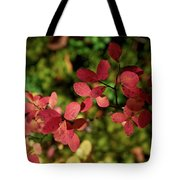Northern Bilberry Tote Bag