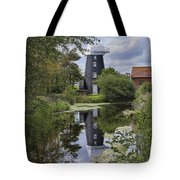 Norton Marsh Mill Norfolk Tote Bag