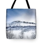 Norwegian Winter Tote Bag