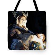 Nossa Senhora Da Piedade Tote Bag