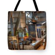 Nostalgia Country Kitchen Tote Bag