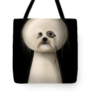 Not A Keyhole Tote Bag