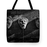 Not A Word Tote Bag