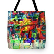 Not All Who Enter Business Become Wise Tote Bag