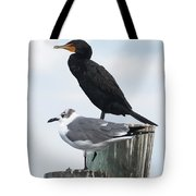 Not Birds Of A Feather Tote Bag