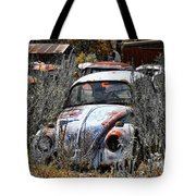 Not Herbie The Love Bug Tote Bag