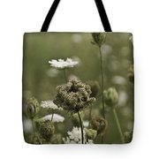 Not Just A Weed Tote Bag