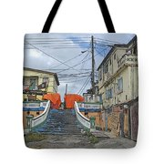 Not The Spanish Steps Tote Bag
