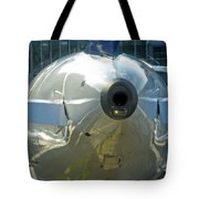 Not The Usual Aircraft Photo Tote Bag