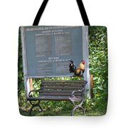 Nothing To Crow About Tote Bag