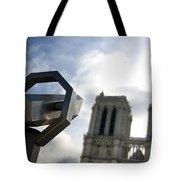 Notre Dame De Paris. France Tote Bag