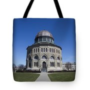 Nott Memorial Building At Union College Tote Bag