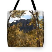 Nourlangie Rock Outlook Tote Bag
