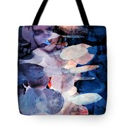 Nowhere Else To Go Tote Bag by Angelina Vick