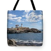 Nubble Light II Tote Bag