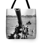 Nuclear Artillery, 1952 Tote Bag