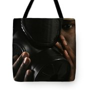 Nuclear, Biological, And Chemical Tote Bag by Stocktrek Images
