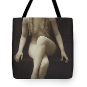 Nude Girl 1915 Tote Bag
