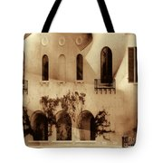 Nude House Tote Bag