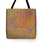 Nuge Art Tote Bag