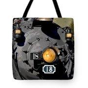 Number 18 Tote Bag
