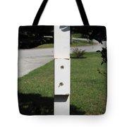 Number 2  Tote Bag