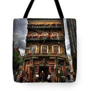 Number 52 Victoria Street Tote Bag
