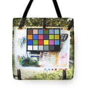 Number 9 Tote Bag