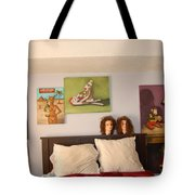 Nut House 3 Tote Bag