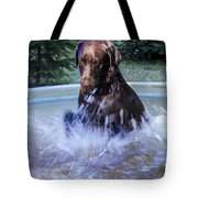 Nute Splashing Tote Bag