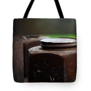 Nuts And Bolts Tote Bag