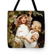 Nutting Tote Bag