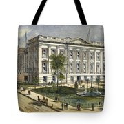 Ny County Courthouse Tote Bag