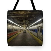 Nyc Subway Tote Bag