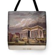 Nyc: The Tombs, 1850 Tote Bag