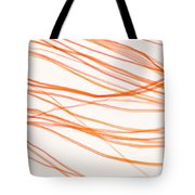 Nylon Fibers Tote Bag