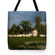 Nymphenburg Palace Buildings Tote Bag